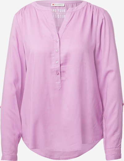 STREET ONE Bluse 'Bamika' in lila, Produktansicht