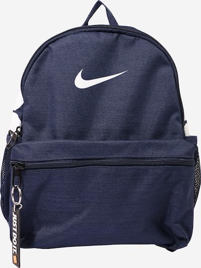 Nike Sportswear Plecak 'Nike Brasilia JDI' w kolorze granatowy / białym, Podgląd produktu