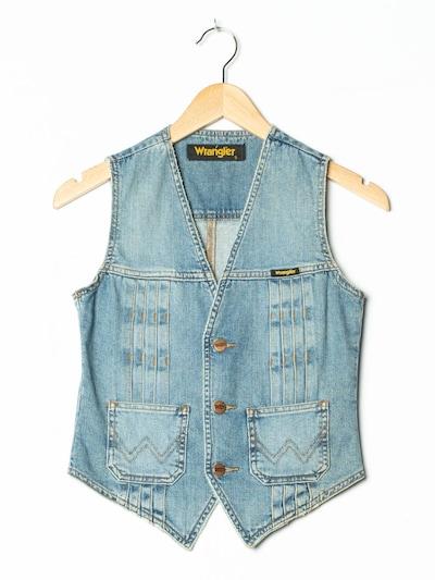 WRANGLER Jeansweste in XXS-XS in hellblau, Produktansicht