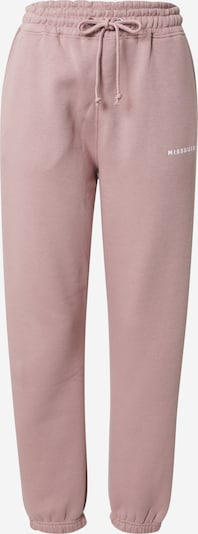 Missguided Trousers in Dusky pink, Item view