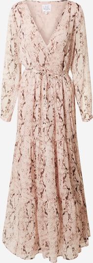 Line of Oslo Obleka 'Gretha' | kostanj rjava / pastelno roza barva, Prikaz izdelka