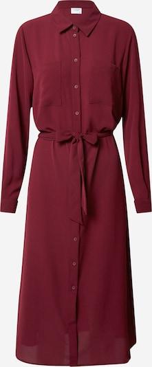 JACQUELINE de YONG Vestido camisero 'PINTO' en rojo oscuro, Vista del producto