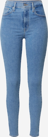 Jeans 'MILE HIGH Super Skinny' de la LEVI'S pe albastru