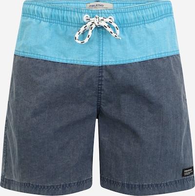 BLEND Plavecké šortky - tyrkysová / tmavě modrá, Produkt