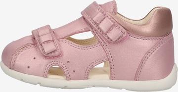 Chaussure basse GEOX en rose