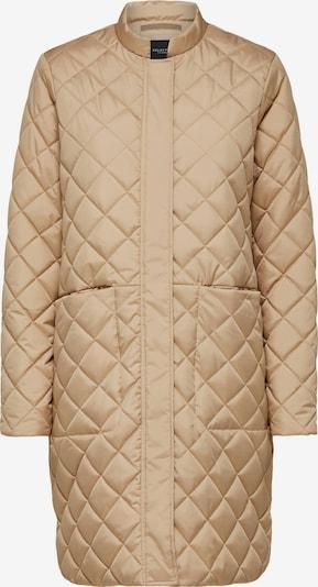 Cappotto di mezza stagione SELECTED FEMME di colore beige chiaro, Visualizzazione prodotti