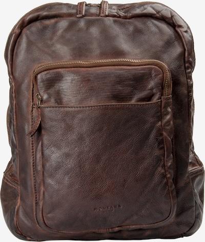Montana Sac à dos 'Jordan' en marron, Vue avec produit