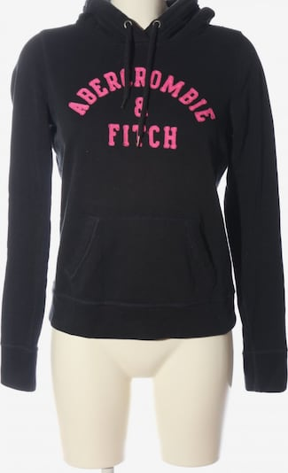 Abercrombie & Fitch Kapuzensweatshirt in M in schwarz, Produktansicht