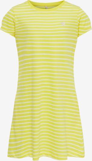KIDS ONLY Šaty 'May' - žlutá / bílá, Produkt