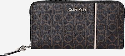 Calvin Klein Peňaženka - tmavohnedá, Produkt