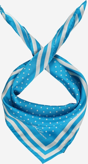 Lauren Ralph Lauren Schal 'Kara'' in blau / weiß, Produktansicht