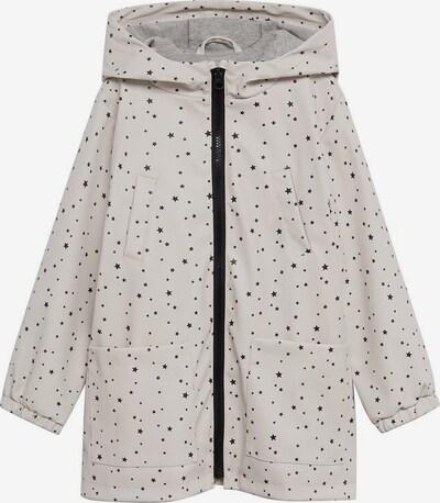 MANGO KIDS Jacke 'Snow' in grau / schwarz, Produktansicht