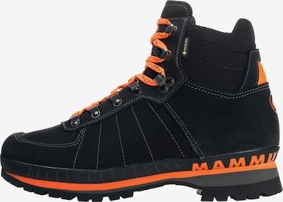 MAMMUT Boots 'Yatna II High' in neonorange / schwarz, Produktansicht