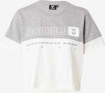T-shirt fonctionnel Hummel en gris