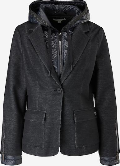 comma casual identity Blazer in schwarz, Produktansicht