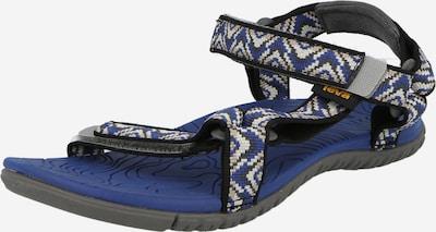 TEVA Sandalen in de kleur Blauw / Donkerblauw / Wit, Productweergave