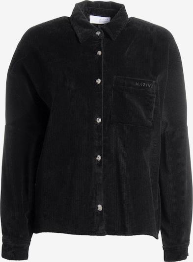 mazine Langarmbluse ' Lida Shirt ' in schwarz, Produktansicht