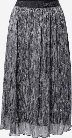 Le Temps Des Cerises Rok in de kleur Zwart / Zilver, Productweergave