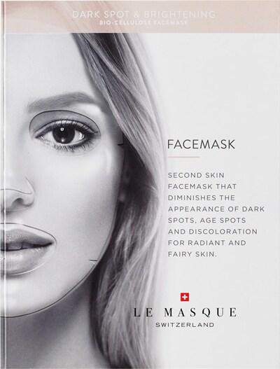 Le Masque Switzerland Maske 'Bio-Cellulose Anti-Dark Spot & Brightening' in transparent, Produktansicht