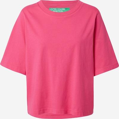 Maglietta UNITED COLORS OF BENETTON di colore rosa, Visualizzazione prodotti