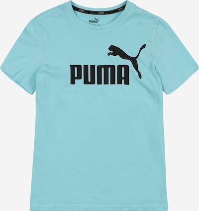 PUMA Shirt in türkis / schwarz, Produktansicht