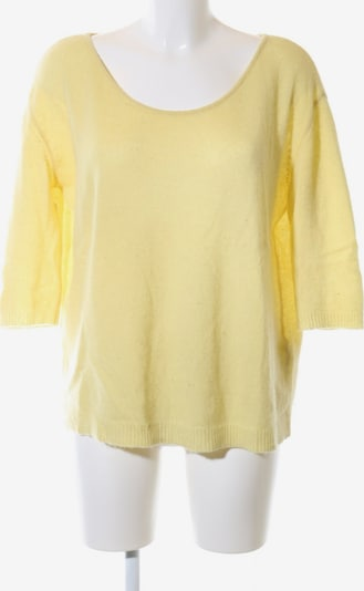 DEAR CASHMERE Top & Shirt in S in Pastel yellow, Item view