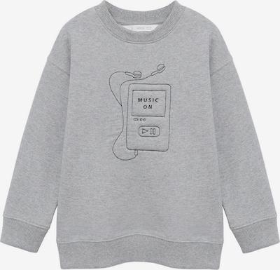 MANGO KIDS Sweatshirt in grau / dunkelgrau, Produktansicht
