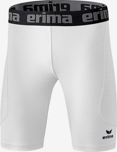 ERIMA Sporthose 'Jackpot' in schwarz / weiß, Produktansicht