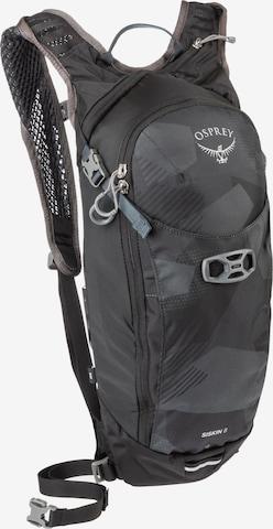 Osprey Sportrucksack 'Siskin 8' in Schwarz