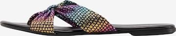 Séparateur d'orteils IZIA en mélange de couleurs