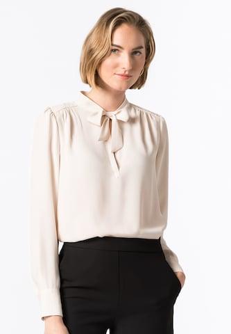 HALLHUBER Bluse in Weiß