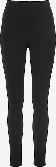 HIS JEANS Leggings in schwarz, Produktansicht