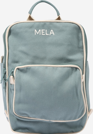 MELAWEAR Backpack in Beige / Mint, Item view