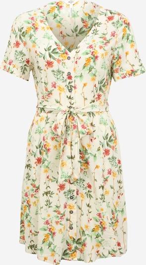 Rochie tip bluză OBJECT Petite pe bej / maro / galben / verde, Vizualizare produs