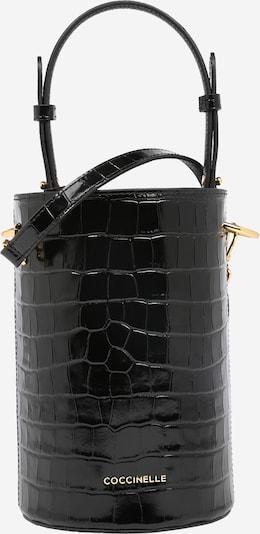 Coccinelle Pussukkalaukku 'JUDE' värissä musta, Tuotenäkymä