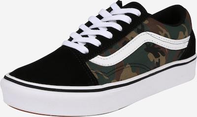 VANS Zapatillas deportivas 'Old Skool' en caqui / negro / blanco, Vista del producto