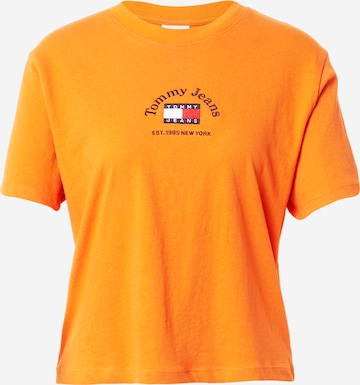 Tommy Jeans Shirt in Orange