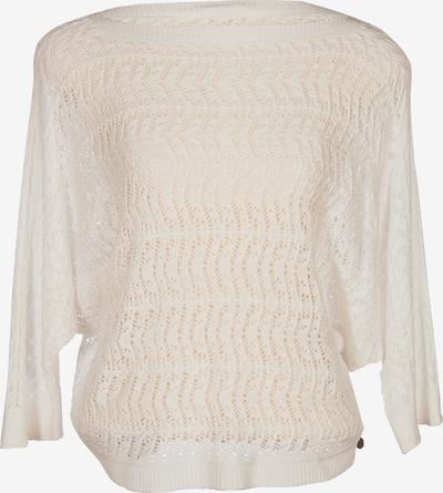 Heimatliebe Pullover in weiß, Produktansicht