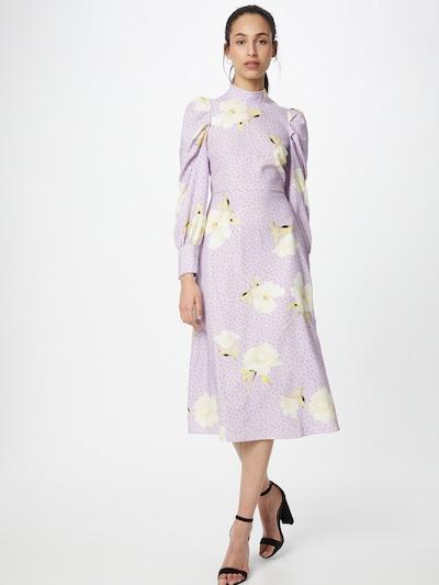 Suknelė iš Closet London , spalva - purpurinė / mišrios spalvos, Modelio vaizdas