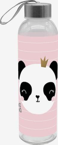 Infinite Drinking Bottle 'Lovely Lama' in Pink