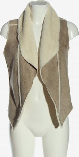 Orsay Fellweste in XS in nude, Produktansicht