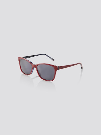 TOM TAILOR Eyewear Cat Eye Kinder-Sonnenbrille in blau / rot, Produktansicht
