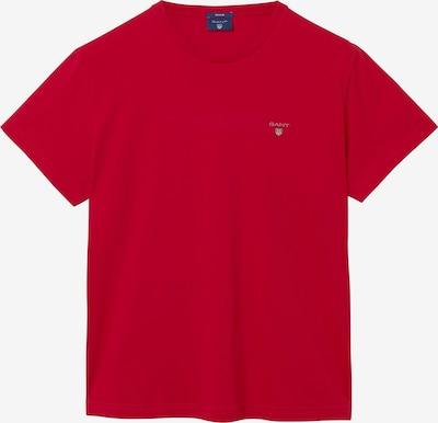 GANT T-Shirt in knallrot, Produktansicht
