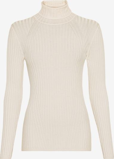 HALLHUBER Sweater in Cream / White, Item view