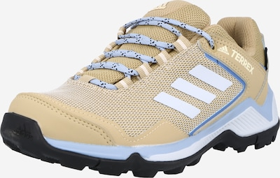 adidas Terrex Flats 'Eastrail' in Beige / Sky blue / White, Item view
