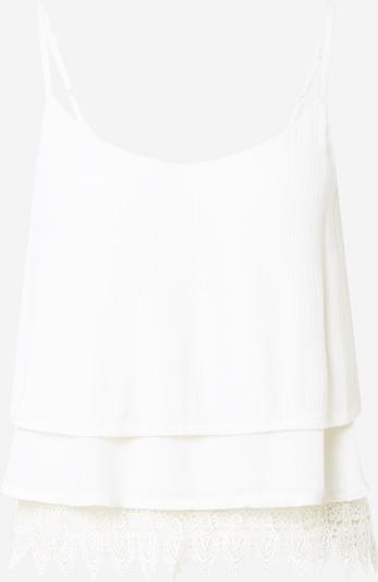 ABOUT YOU Top 'Ledora' in weiß, Produktansicht