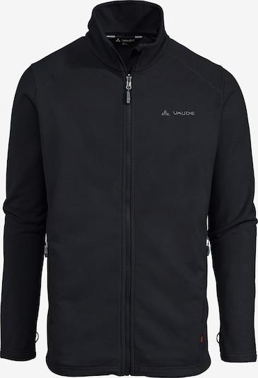 VAUDE Athletic Fleece Jacket 'Rosemoor' in Black, Item view