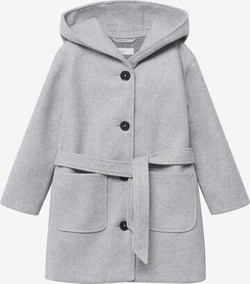 Manteau 'Pano' MANGO KIDS en gris