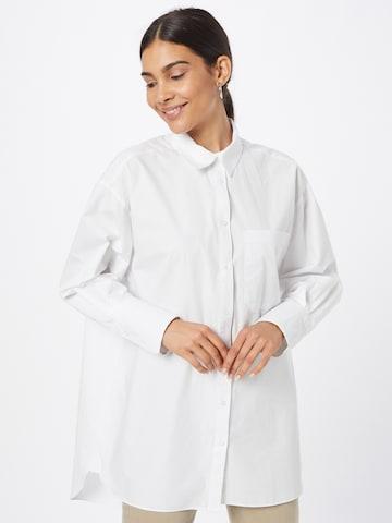 Camicia da donna 'PENELOPE' di CATWALK JUNKIE in bianco