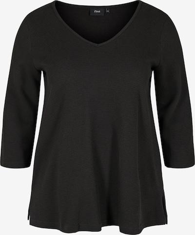 Zizzi Blusen 'Ehanin' in schwarz, Produktansicht
